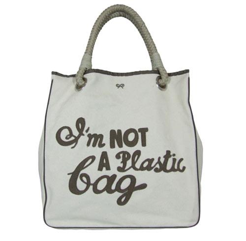 модные сумки Anya Hindmarch