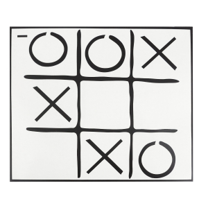 "Наклейка для iPad 2/3/4 ""Tic-tac-toe"""