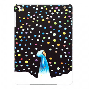 "Сlip-case для iPad mini ""World"""