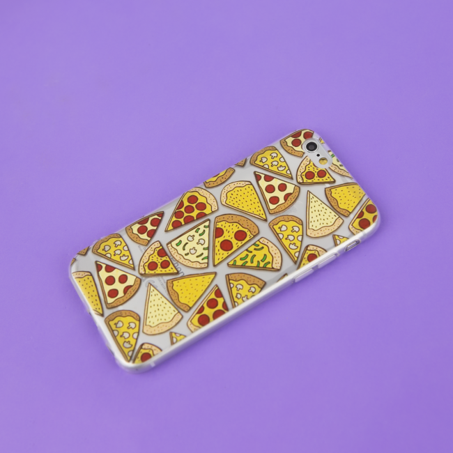 "Чехол для iPhone 6 ""Pizza"""