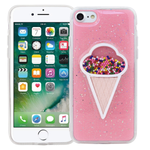 "Чехол для iPhone 7/8 ""Pink ice-cream"""