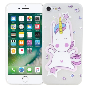"Чехол для iPhone 7/8 ""Starry unicorn"""
