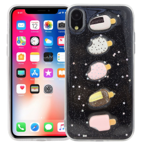 "Чехол для iPhone XR ""Kawaii ice-cream"""