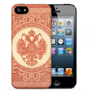 "Чехол для iPhone 5/5s ""Empire"""