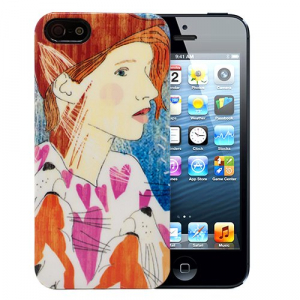 "Чехол для iPhone 5/5s ""Ginger"""