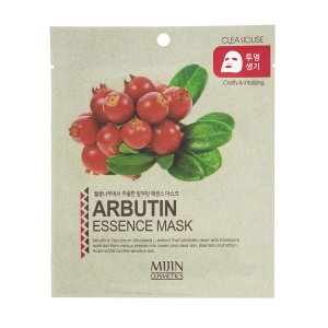 Маска для лица тканевая арбутин  ARBUTIN ESSENCE MASK
