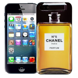 "Чехол для iPhone 5/5s ""Chanel - No. 5"""