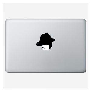 "Наклейка для MacBook ""Mr"""